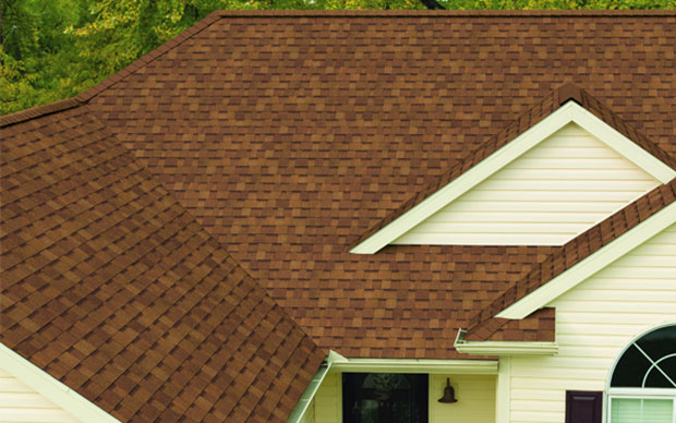 ... Shingles Featuring Artisan Colors In Desert Tan, ...