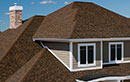 TruDefinition Duration Shingle Brownwood Beauty Shot
