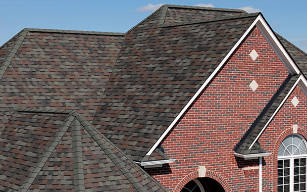 Blue Roof House Colors Shingles Design And