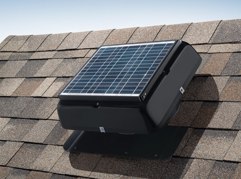 VentSure<sup>®</sup> Solar Exhaust Fan