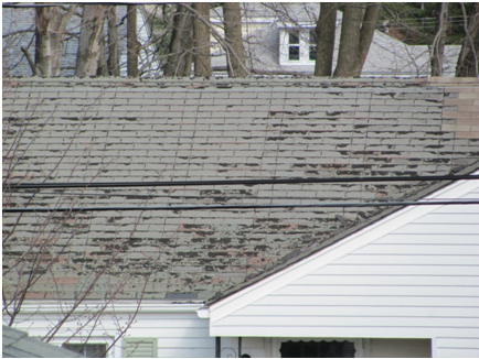 Aging Roof - Roof Problems
