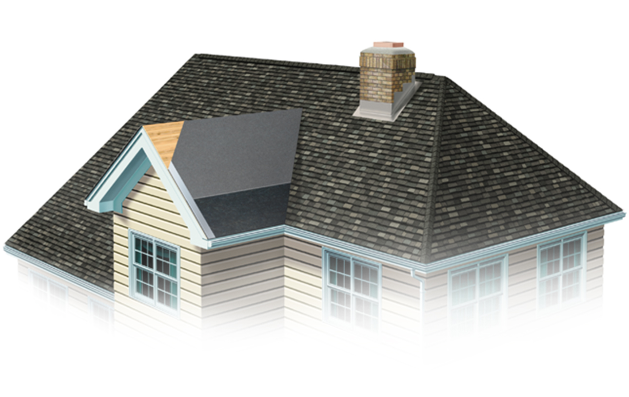 Anatomy Of A Roof Image Owens Corning